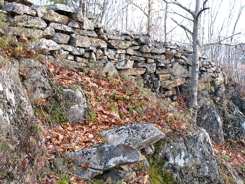 Bayers Lake Mystery Walls | by nsca