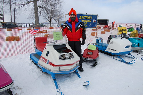 1971 Polaris Voyager Snowmobile And 1974 Alouette Junior B