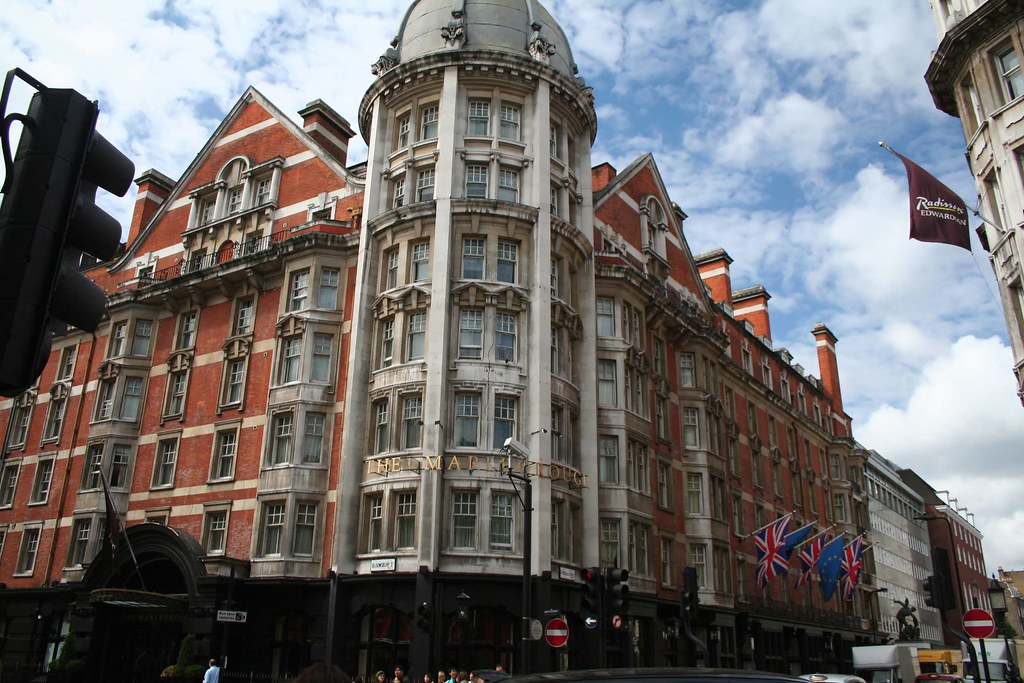 Bloomsbury Hotel London Reviews