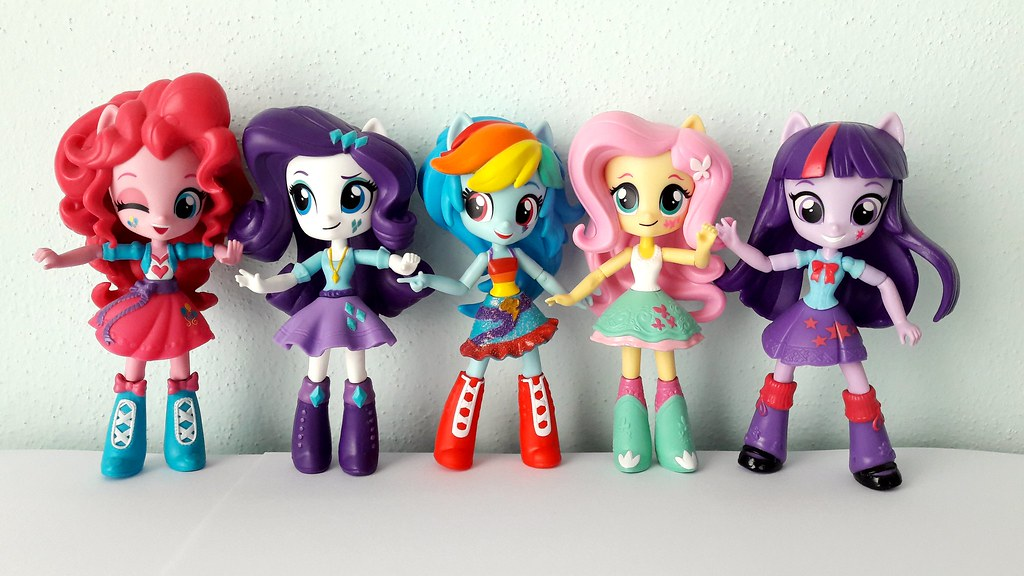 my little pony equestria girls minis collection updated i flickr
