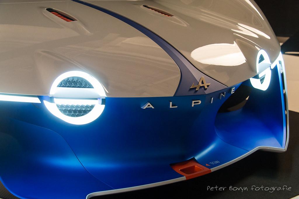 Alpine Vision Gran Turismo Concept 2015 Gran Turismo 6 E Flickr