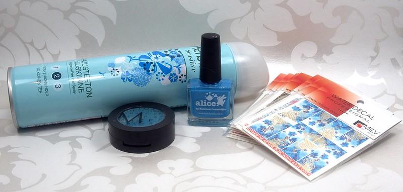 Helmikuun kosmetiikkaostokset