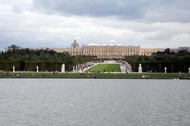 Versailles jardins et ch teau de versailles from grand for Jardin chateau de versailles
