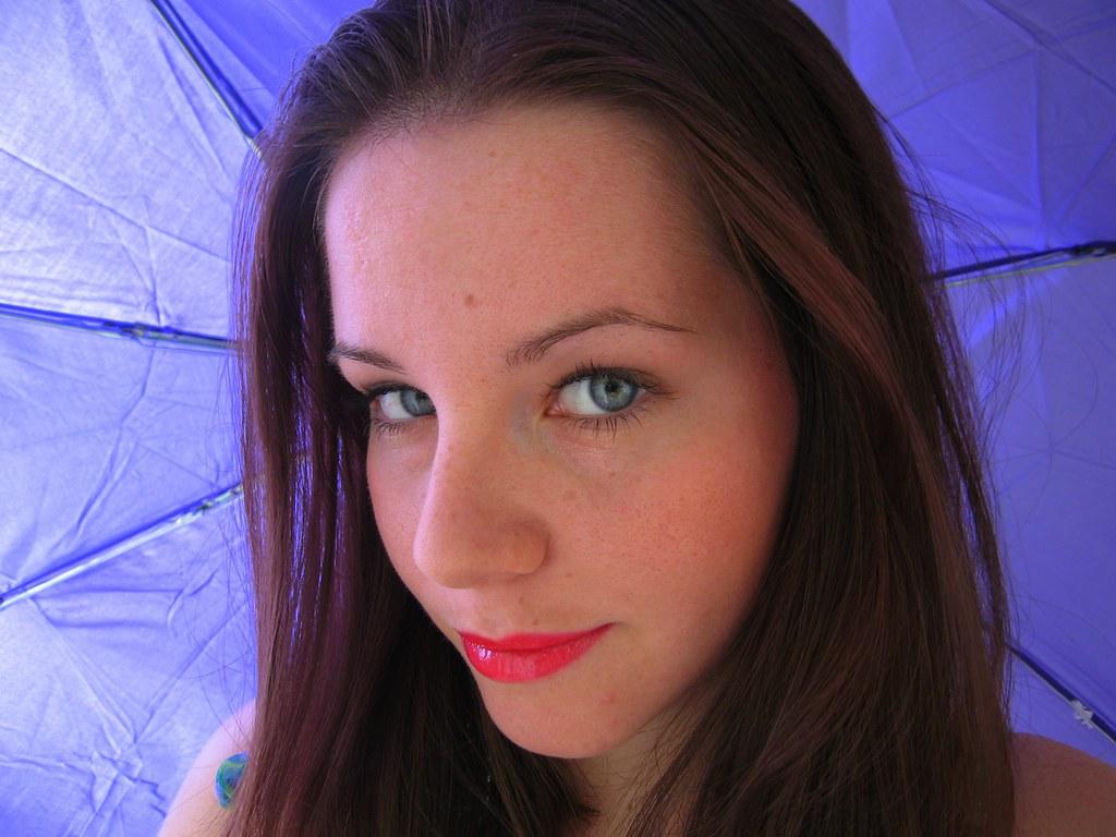 Naughty Girl  Under My Umbrella A A A P  Agnese -7624