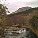 Mountain and river, Mull