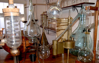 Chemist's Lab Tools | by Curious Expeditions