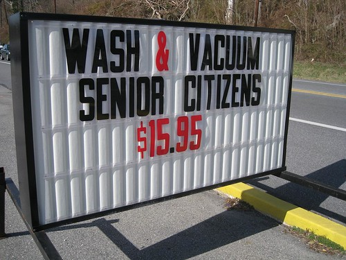 Wash & Vacuum Senior Citizens | by PittCaleb