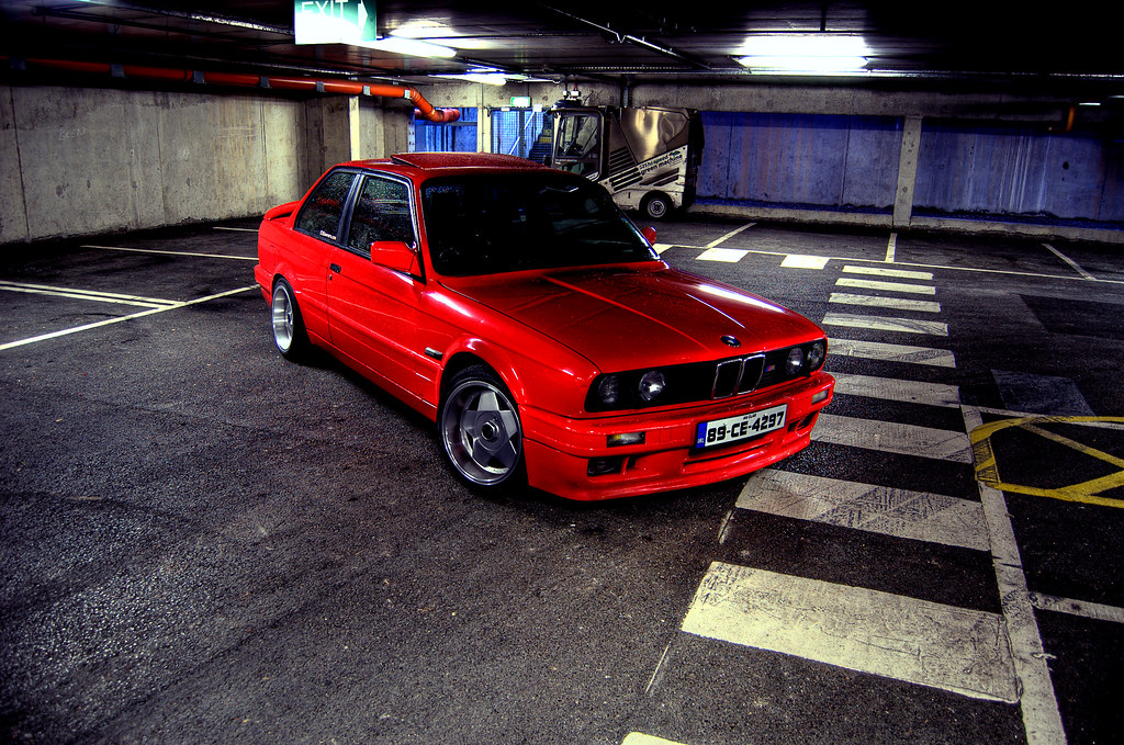 Bmw E30 Tuning >> e30 bmw 325i sport | e30 bmw 325i sport on borbets | Stefan Ray | Flickr