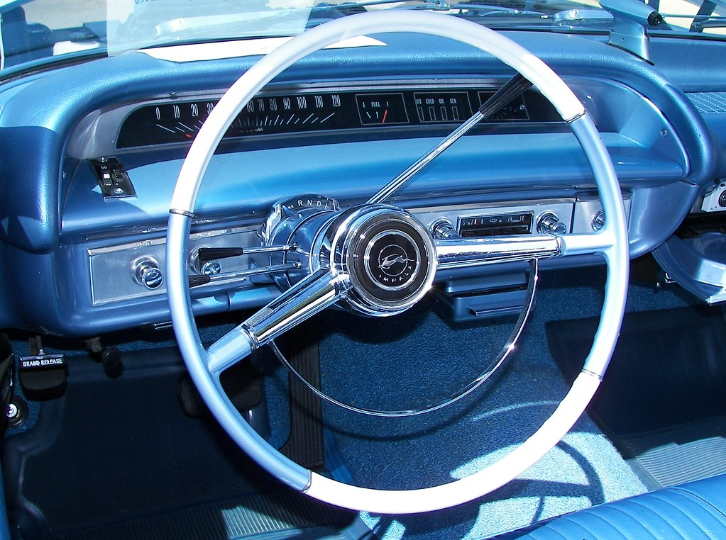 64 impala interior nice interior of a 64 chevy impala conv flickr