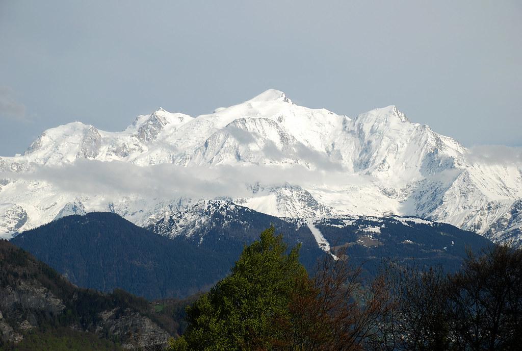Massif du mont blanc depuis sallanches haute savoie flickr for Carrelage mont blanc sallanches
