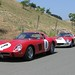 250 GTO and 250 LM