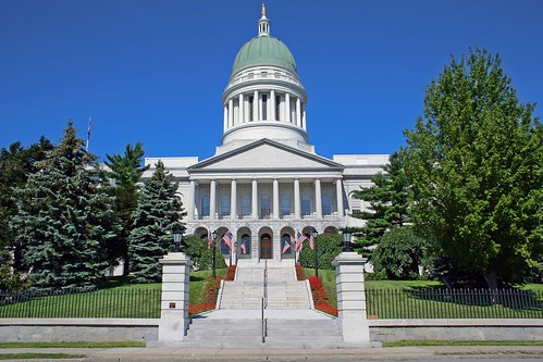 maine state capital | by lachance