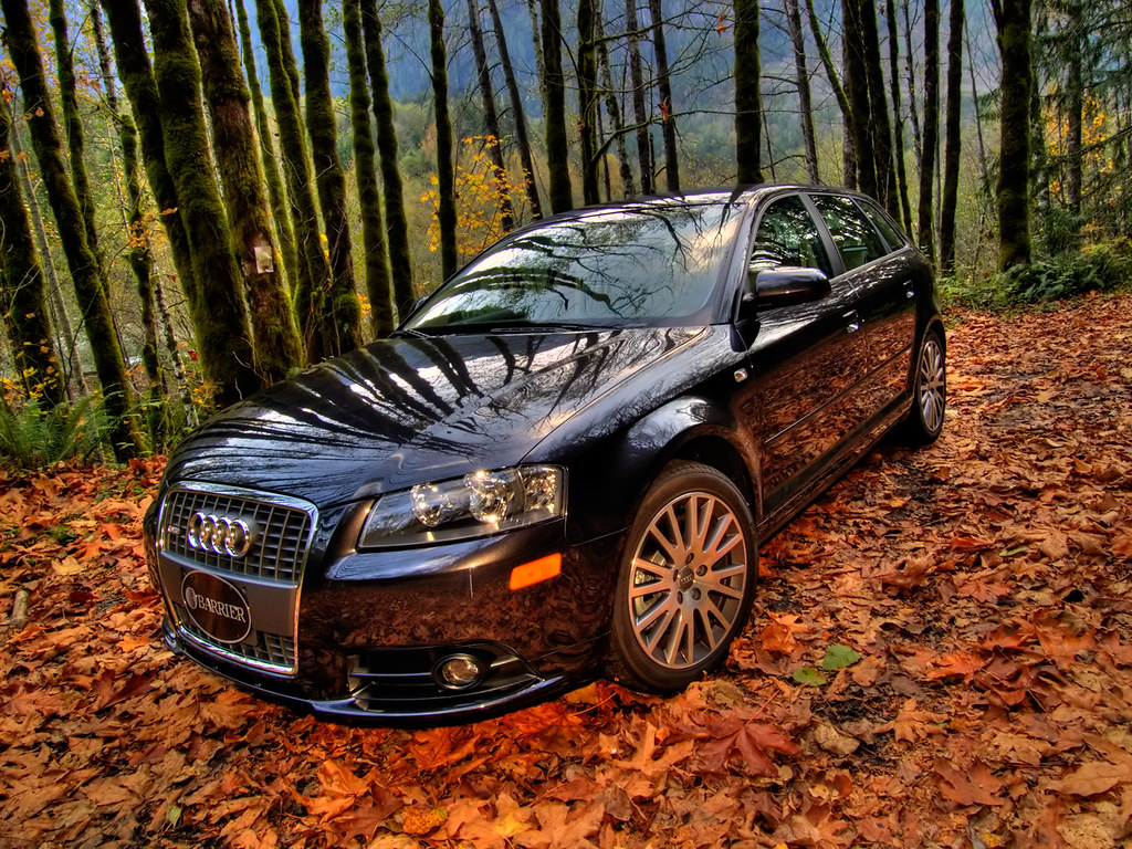 My Audi A3 Flickr