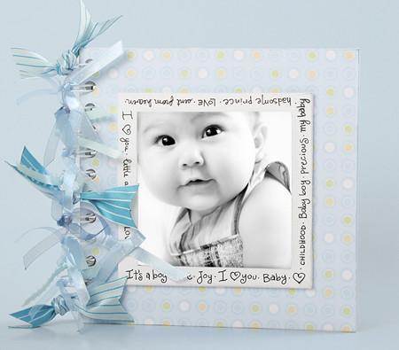 Album Scrapbook Baby Boy A La Venta En Wwwcolorboxcocr Flickr