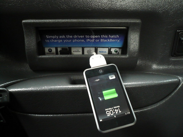 Taxi charger - P1060260