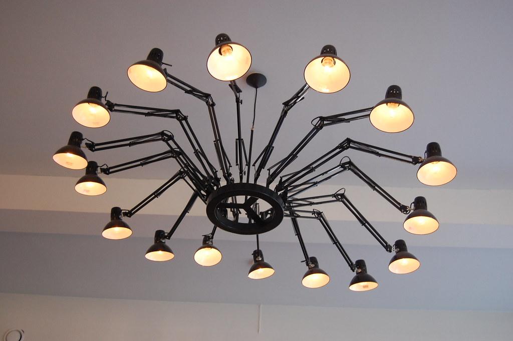 Spider lamp | Dag4 | Flickr