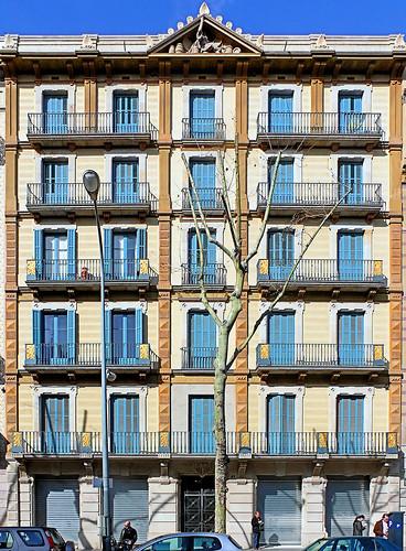 Barcelona ronda sant antoni 041 a casa moritz ii archi flickr - Moritz ronda sant antoni ...