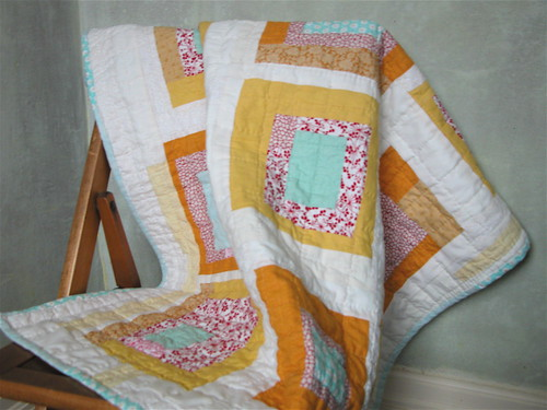 cecelia's quilt | by square one studio