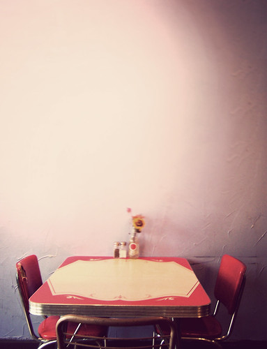 table for two | by erikajessop