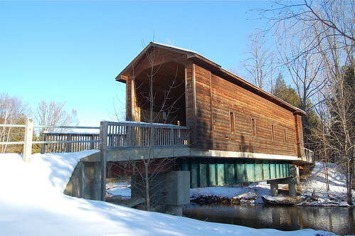 Covered Bridge At Deerfield Park 2 | by cmu chem prof