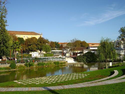 Jardim das Rosas  Torres Novas  Portugal  Jardim das Rosa