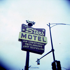 Stars Motel (In Color) | by Comtesse DeSpair
