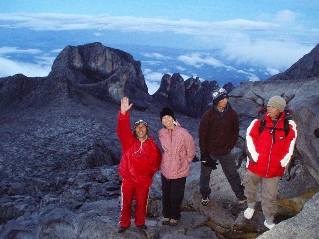 Vagamundos 2006. Monte Kinabalu. Borneo. Malasia