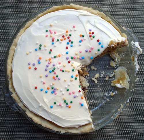 Cookie Cake Pie | by cakespy