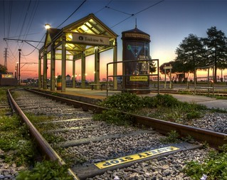 Toulouse Train Stop at Dawn | by edwademd