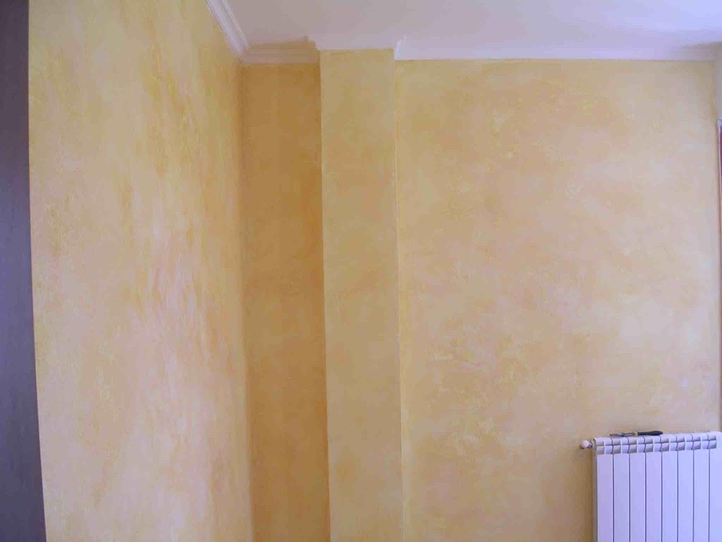 Casa dei sogni spatula stuhhi pittura decorativa ad - Pittura decorativa pareti ...