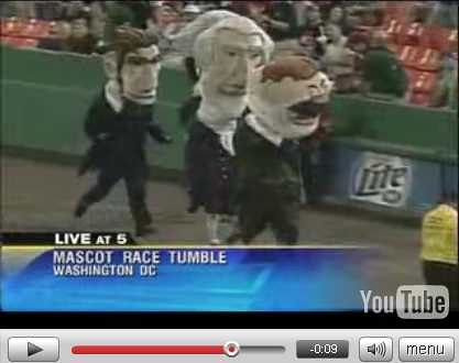 Presidents Race Live at 5 | by Photos from the blog at LetTeddyWin.com