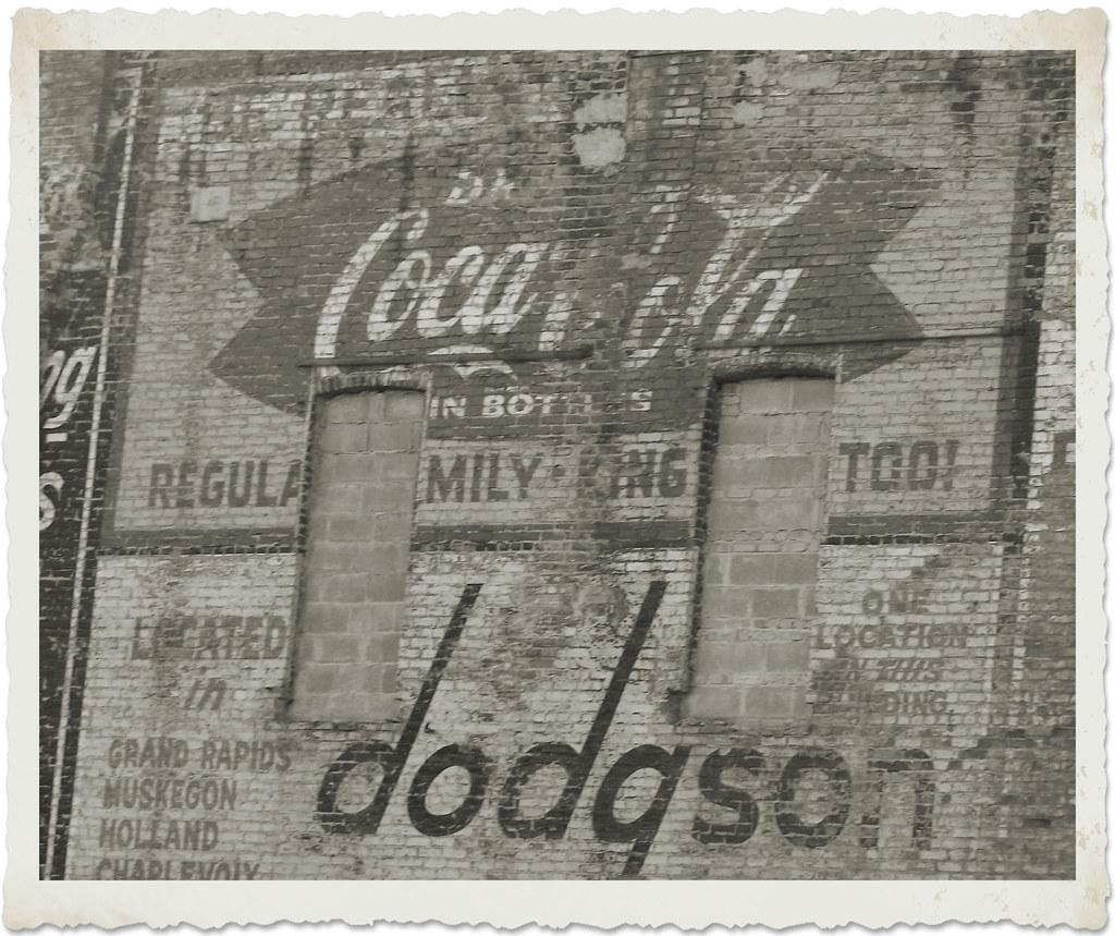 coca cola by gr58