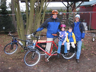2007 Family Long Bike Christmas | by carfreedays