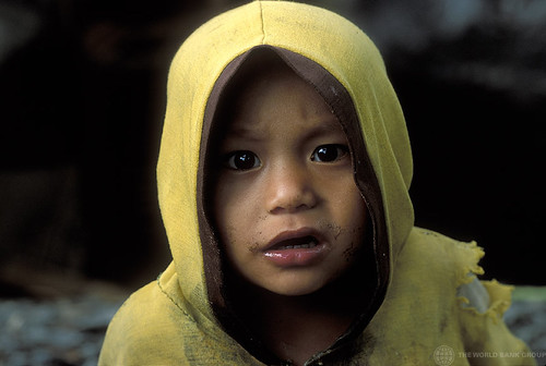 Portrait of curious boy. Indonesia | by World Bank Photo Collection
