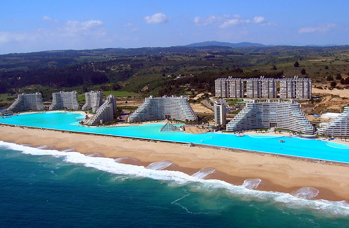 World's Largest Swimming Pool | by economic_refugee