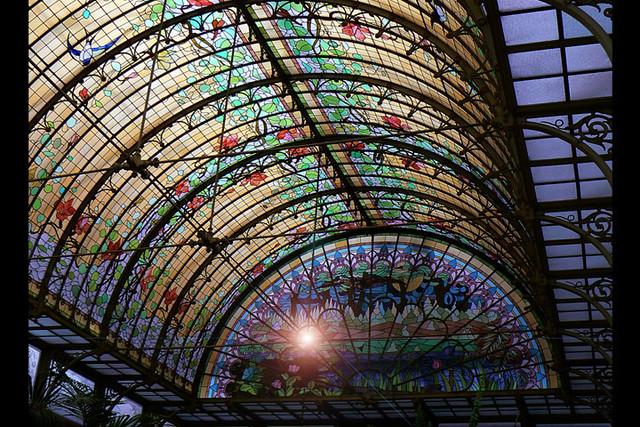 Art nouveau museo virtual interactivo de la po tica del Art nouveau arquitectura