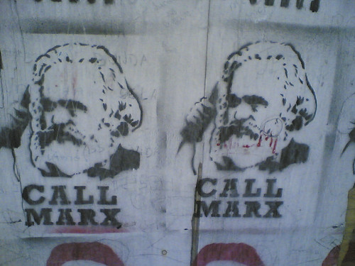 Call Marx | by Marco Gomes