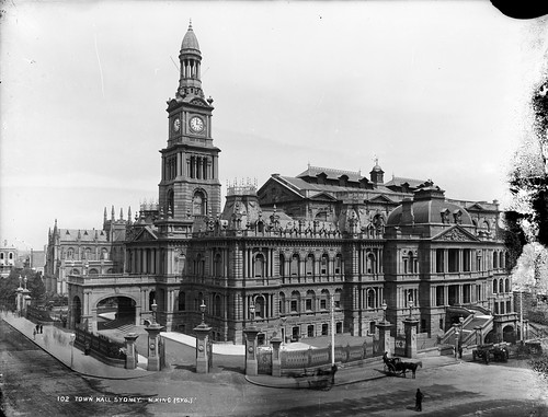 Town Hall, Sydney | by Powerhouse Museum Collection