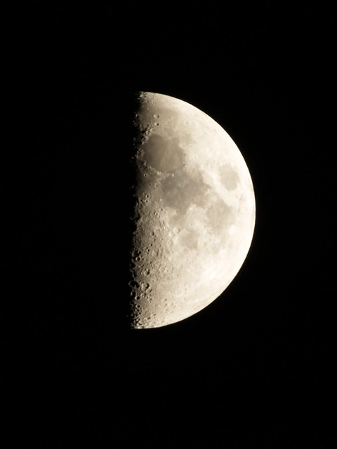 what is the half moon on my iphone half moon the moon tonight e 500 on an mto 11ca 1000mm 21223