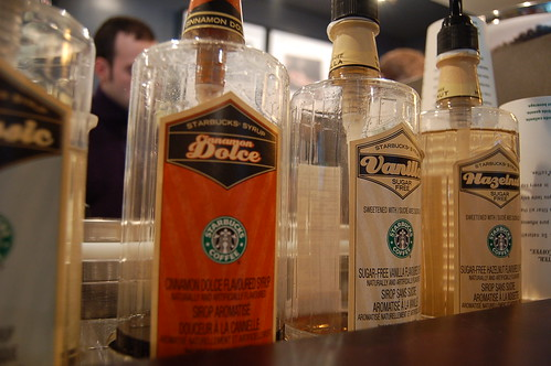 Starbucks Syrup | by Castello Chris