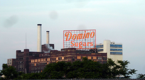 domino sugar sign | by rachel is coconut&lime
