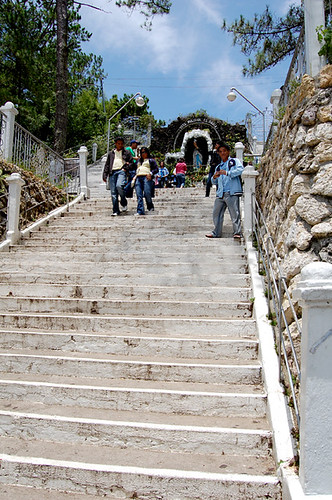 Stairs to Lourdes | by miss joey ♥