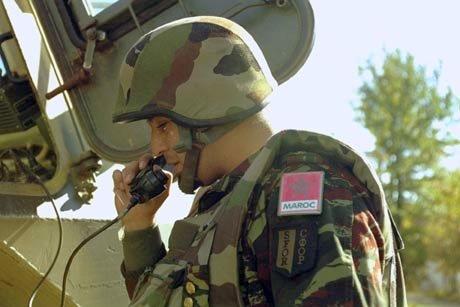 Les F.A.R. en Bosnie  IFOR, SFOR et EUFOR Althea 32557727150_971918cb90_o