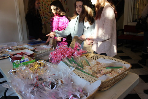 Valentine's Day Bake Sale 2017