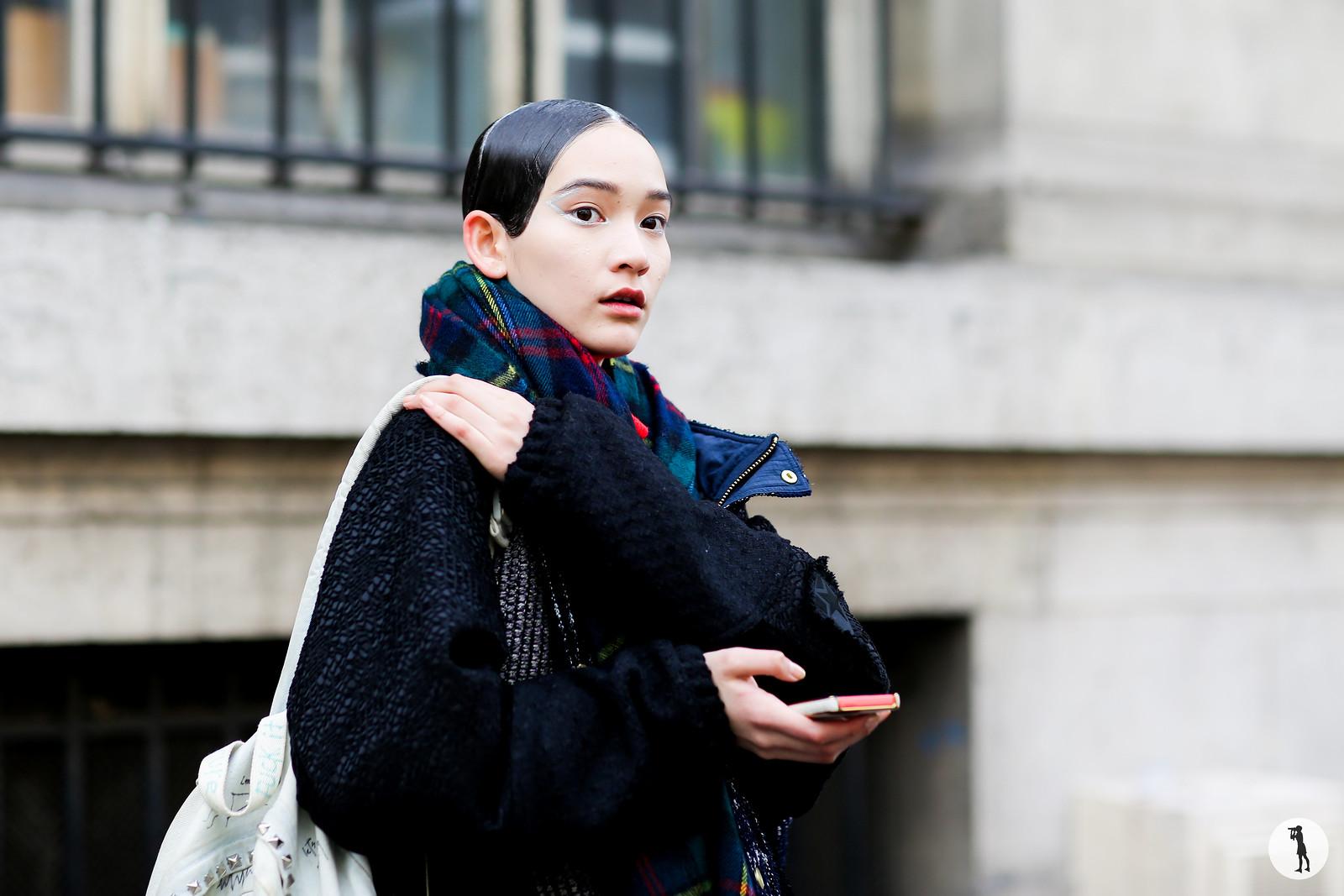 Model - Paris fashion week Menswear FW15-16 (7)