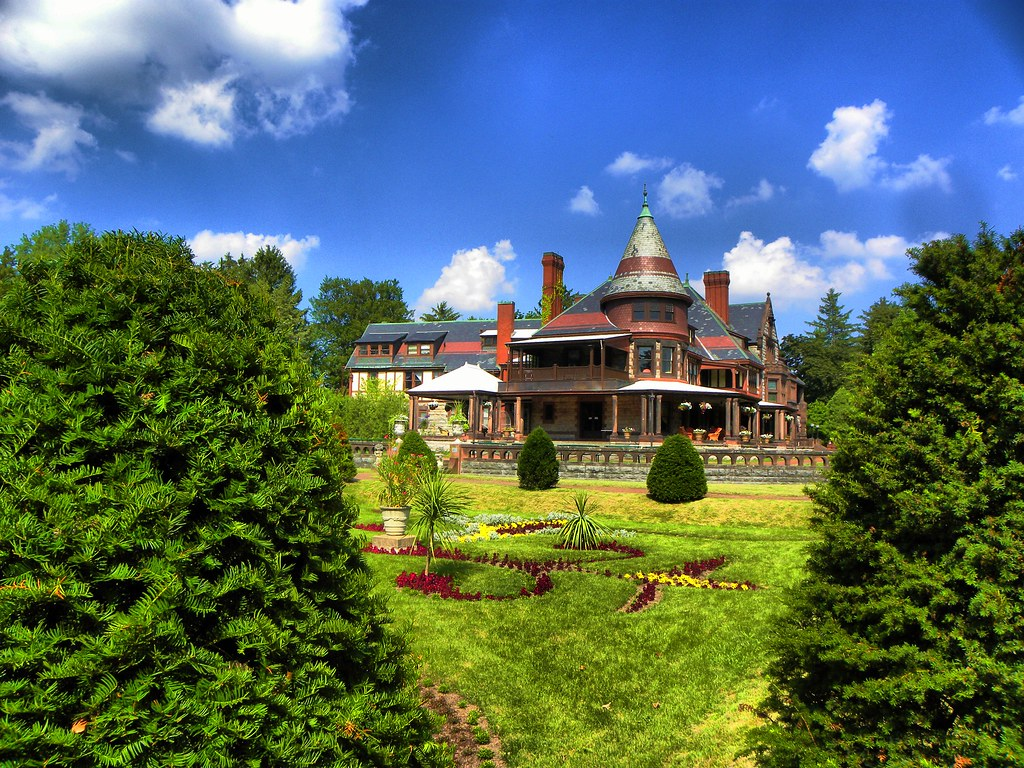 Sonnenberg Gardens Mansion Historic Park Canandaigua
