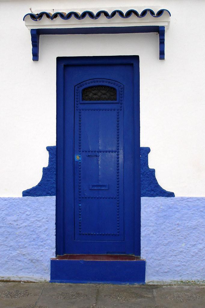 Blue Exterior Paint