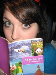 go san diego card guidebook