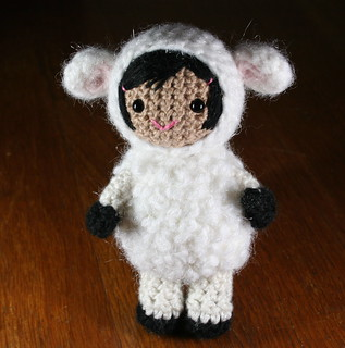 Lana the little lamb | by *mia*