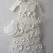Paper Dress (detail).